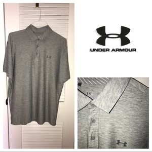 Under Armour Polo Shirt Large